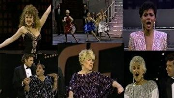 1986-Tony-Awards--Medley--Broadway-Best-Stars
